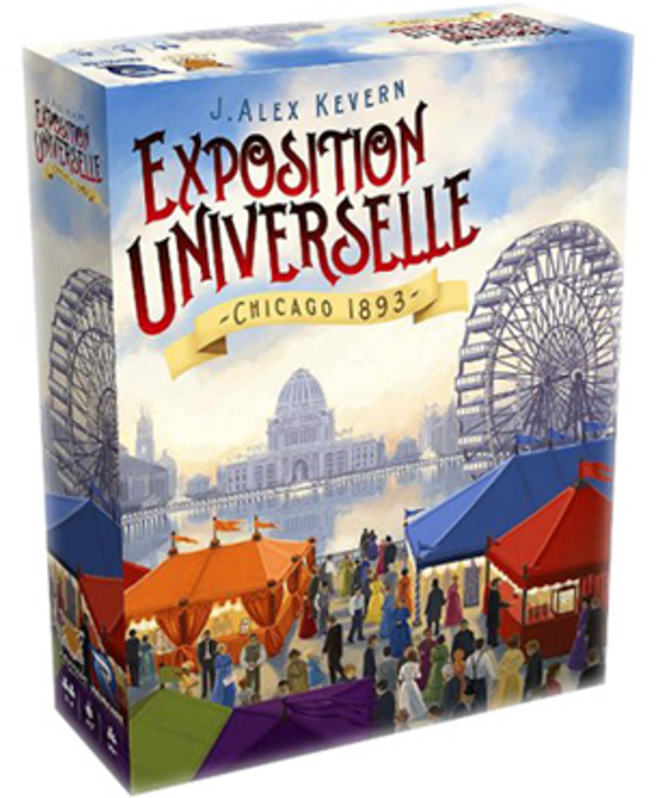 Exposition Universelle - Chicago 1893