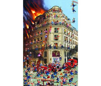 PZ1000 Pompiers