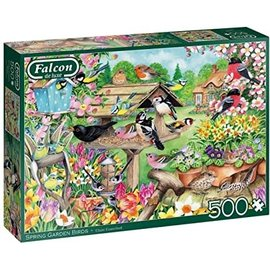 Falcon PZ500 Spring Garden Birds