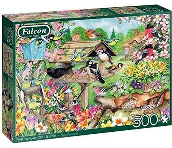 PZ500 Spring Garden Birds