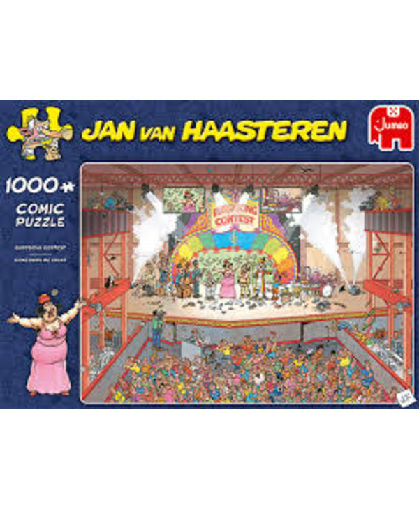 PZ1000 Eurosong Contest, JVH