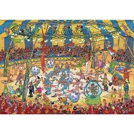 Jumbo PZ1000 Acrobat circus, JVH