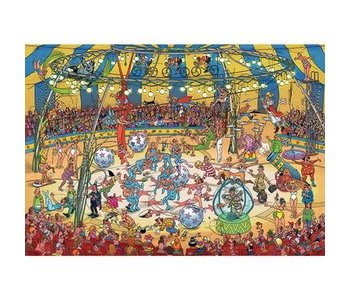 PZ1000 Acrobat circus, JVH