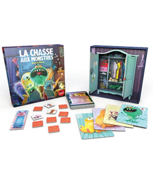 La Chasse Aux Monstres (FR)