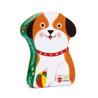 DJECO PZ24 Firmin, little puppy
