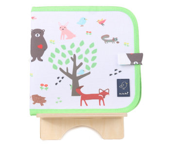 Doodle it Book - Forest