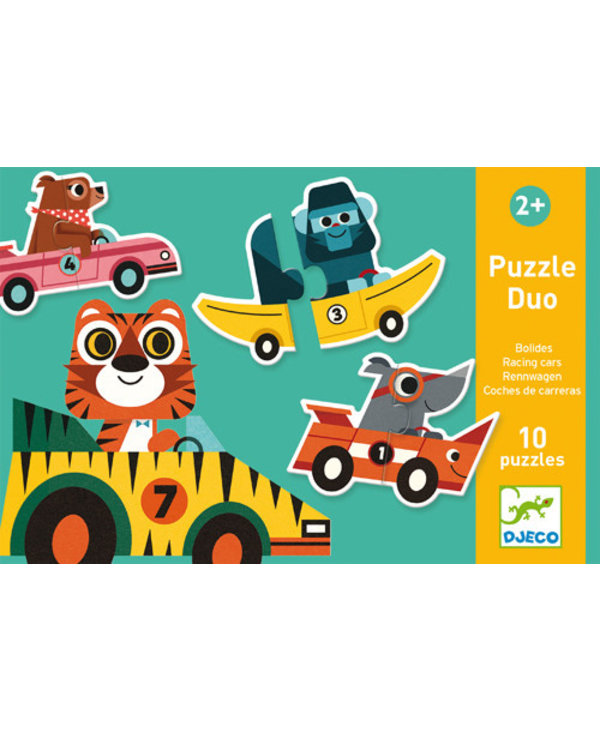Puzzle Duo - Bolides