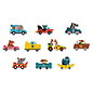 DJECO Puzzle Duo - Racing Cars