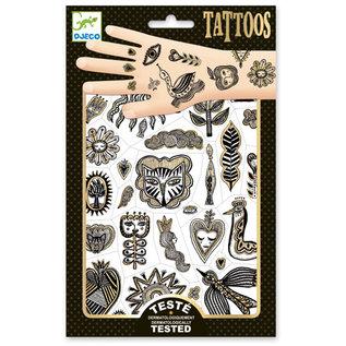 DJECO Tattoos - Golden Chic