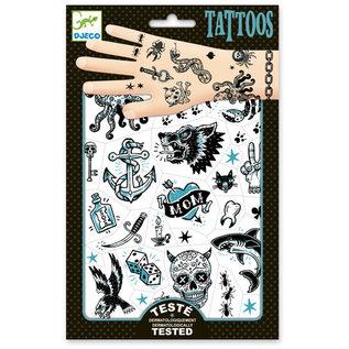 DJECO Tattoos - Dark Side