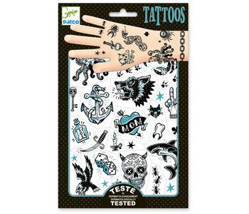 Tattoos - Dark Side