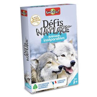 Defis Nature - Animaux Inséparables