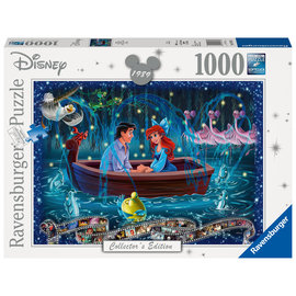 PZ1000 Little Mermaid, Disney
