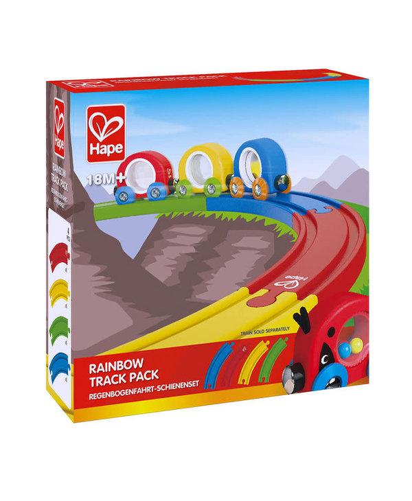 Rainbow track pack