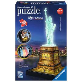 PZ3D  Statue de la libertée, Edition Nuit