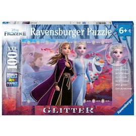PZ100XXL Deux soeurs unies, Reine des neiges