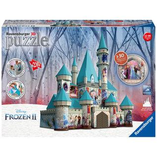 PZ3D Castle, Frozen 2
