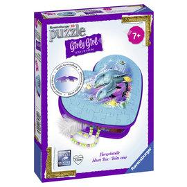 PZ3D Under the sea Heart Box