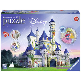 PZ3D Chateau Disney
