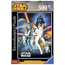 PZ500 STAR WARS IV