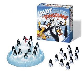 SALUT LES PINGOUINS