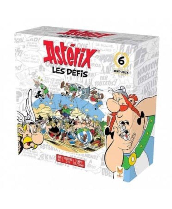 Asterix - Les Defis