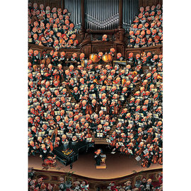 Heye PZ2000 Orchestra, Loup