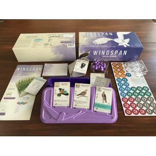 Wingspan - Ext. Europe