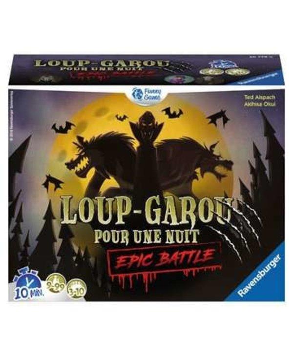 Loup garou pour une nuit - Epic Battle (FR)