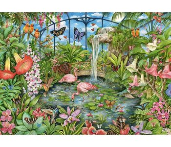 PZ1000 Tropical Conservatory, Cook