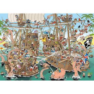 Jumbo PZ1000 Pirates, Pieces of History