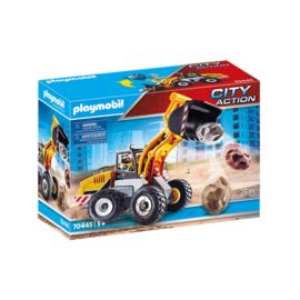 Playmobil Wheel Loader 70445
