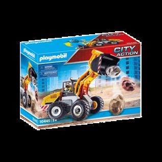 Playmobil Wheel Loader 70445