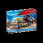 Playmobil Camion avec benne et plateforme interchangeables 70444