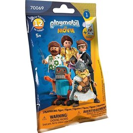 Playmobil PLAYMOBIL: Le Film Figurines - serie 1