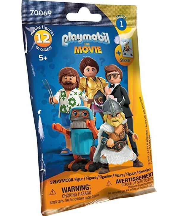 PLAYMOBIL: Le Film Figurines - serie 1