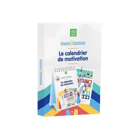 Passe-Partout - Calendrier motivation