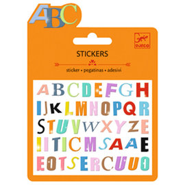 DJECO Sticker ABC