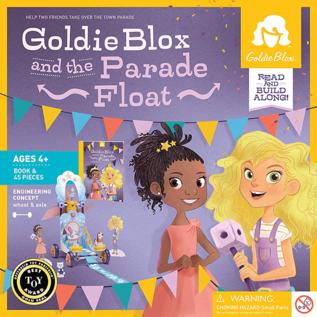 GOLDIEBLOX AND THE PARADE FLOAT (EN)