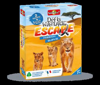 Defi nature escape / Mission survie