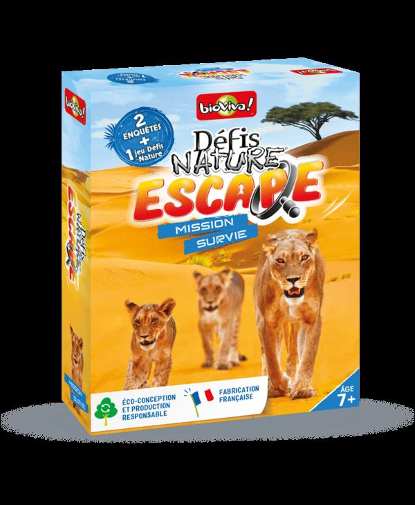 Defi nature escape / Mission survie (FR)