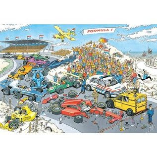 Jumbo PZ2000 Grand Prix, JVH