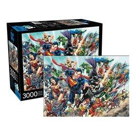 Aquarius PZ3000 Equipe DC Comics