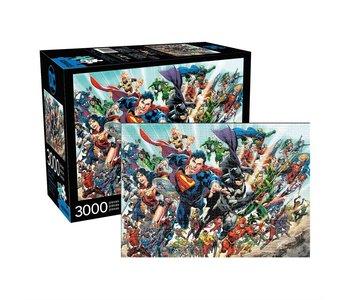 PZ3000 Equipe DC Comics