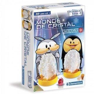 CREE TON MONDE DE CRISTAL