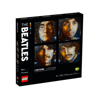 Lego Lego Art 31198 The Beatles