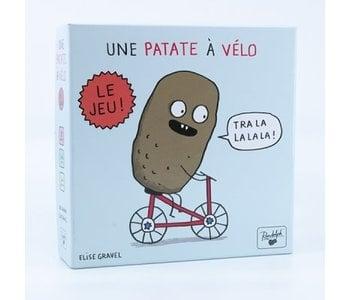 Une patate à vélo (FR)