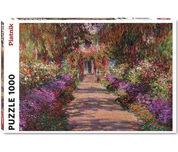 PZ1000 L'Allée dans le jardin, Monet