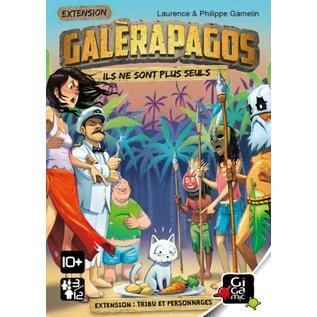 Gigamic Galerapagos - Tribu et pseronnages