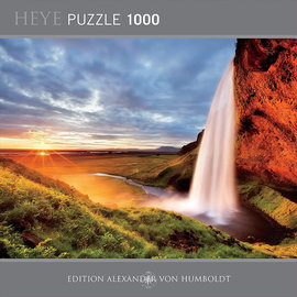 Heye PZ1000 Seljalands Waterfall